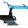 Плуг активный с опорным колесом AGROLUXE (к мотоблокам 1100,105,135) (захват 200мм, глубина до 250 мм) (БУЛАТ)