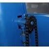 Картофелесажатель мотоблочный К-1Л (синий) с транспортировочными колесами (КЕНТАВР) 2058