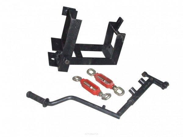 Задний подъемный механизм для мототрактора (БУЛАТ)