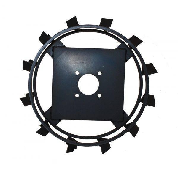 Колеса з грунтозачепами ZIRKA - 105 Ø450х110 (без втулки) (ПОЛТАВА)