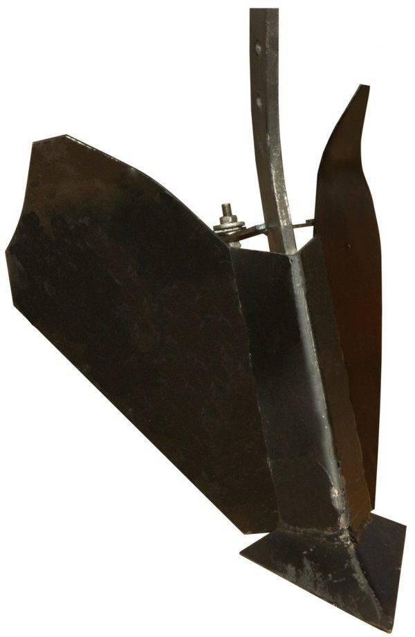 Окучник универсальный «Стрела 1» ширина захвата 240-320мм. нерегулируемая пятка (Кентавр)