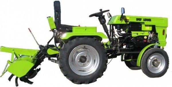Почвофреза 100 DW150R  (к тракторам с цепным приводом, ширина захвата 1000 мм) (ДТЗ)