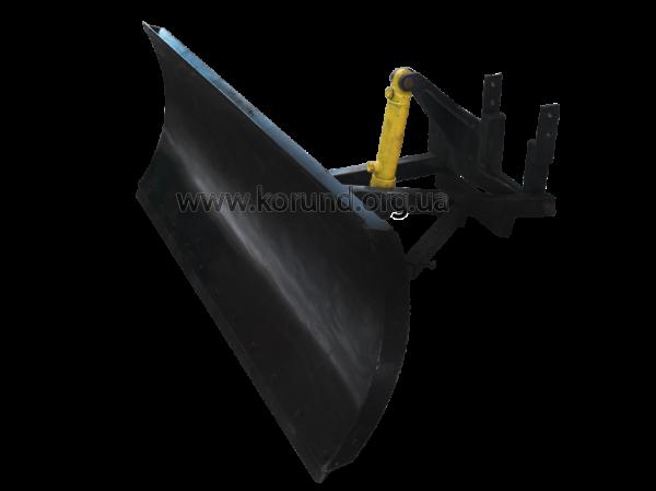 Лопата  отвал для минитрактора ОТ-160 метра ( КОРУНД )
