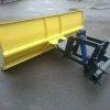 Лопата отвал для мототрактора МТ-150 ширина захвата 125 см ( КОРУНД ) 4487