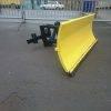 Лопата отвал для мототрактора МТ-150 ширина захвата 125 см ( КОРУНД ) 4489