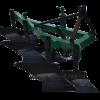 Плуг для минитрактора ПЛН-3-25 с предплужником ( КОРУНД ) 4587