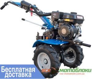 Мотоблок ДТЗ 470БН – бензиновый