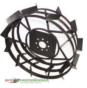 Колеса с грунтозацепами Зубр - Ø600/180 мм