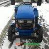 Мототрактор DW 160 KXL 12158