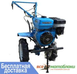 Мотоблок Беларусь BL16 – бензиновый