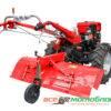 Мотоблок Форте (Forte) МД-101(+Фреза) - дизельный (Красный) 42132