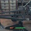 Навесная система на 3 точки до мототрактора (Скаут Т 25) 13899
