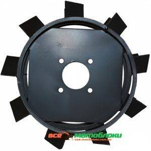 Колеса с грунтозацепами - Ø 380/150 мм