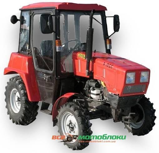 Трактор БЕЛАРУС-320.4М