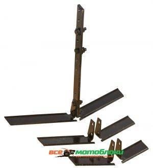 Плоскорез (3 пары ножей) + стойка (Кентавр)