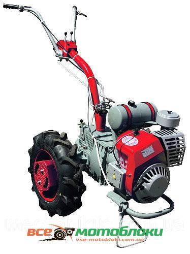 Мотоблок «Мотор Сич МБ-6» - бензиновый (Агромарка)