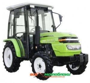 Трактор DW 244 AC