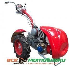 Мотоблок «Мотор Сич МБ-8Э» - бензиновый (Агромарка)