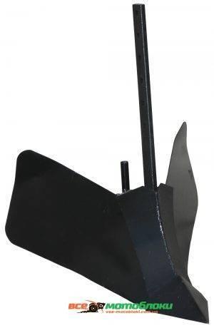 Окучник универсальный «Стрела 3» ширина захвата 210-410, регулируемая пятка, увеличенные крылья