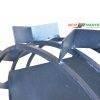 Колеса с грунтозацепами - Ø 650/150 мм (МКЗ) (пара) 10666