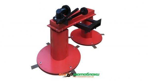Косилка роторна для мотоблока КР-1.1 ( Корунд )