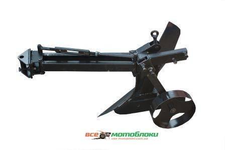 Плуг для мототрактора ( трактора ) 25 см (ПОЛТАВА)
