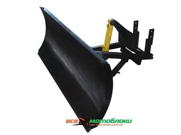 Лопата  отвал для минитрактора ОТ-180 метра ( КОРУНД )