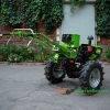 Дизельный мотоблок ЗУБР JR-Q78E 8 лс 9295
