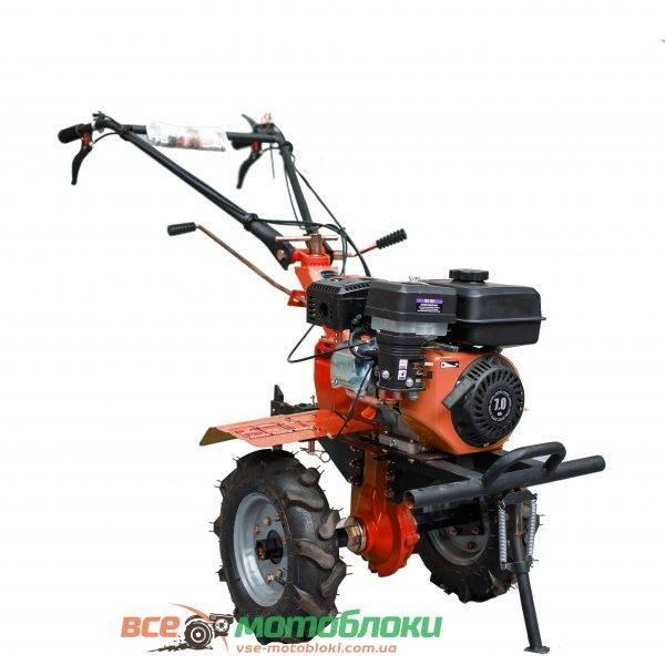 Мотоблок Forte HSD1G-1050 G  – бензин (колеса 4х8)