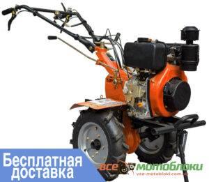 Мотоблок ЗУБР HT105 – дизельный