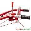 Мотоблок Форте (Forte) МД-81(+Фреза) - дизельный (Красный) 8862