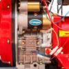 Мотоблок Форте (FORTE) 1050 - дизельный (Красный) (Колеса 4х10) 42214