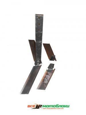 Плоскорез (2 пары ножей) + стойка (Кентавр)