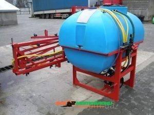 Опрыскиватель навесной полевой (Штанга 14 метров) 1000 литров