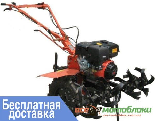 Мотоблок ЗУБР 105G – бензиновый