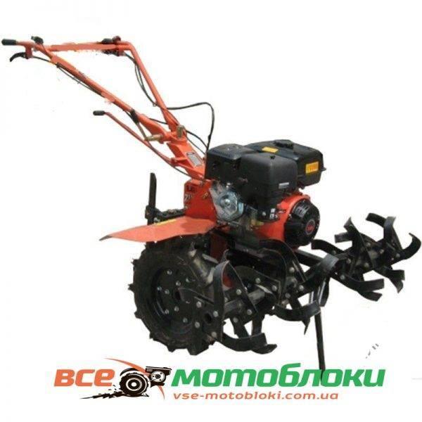 Мотоблок ЗУБР 105G – бензин