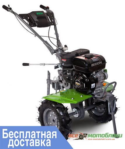 Мотоблок BIZON 900 LUX – бензиновый