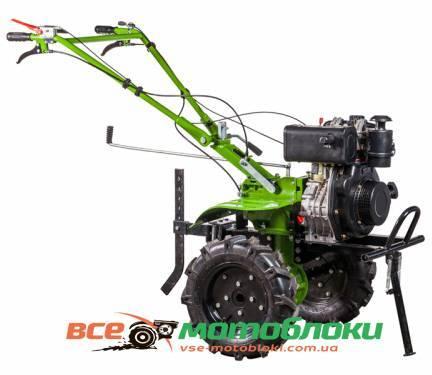 Мотоблок BIZON 1100AE – дизель