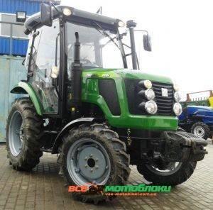 Трактор ZOOMLION RK-504 Cab