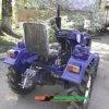 Мототрактор Garden Scout T-18 LUX 12153