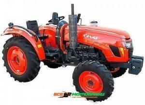 Трактор БУЛАТ 454 Сab