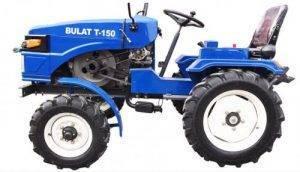 Мототрактор БУЛАТ Т-150