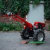 Мотоблок Форте (Forte) МД-81(+Фреза) - дизельный (Красный) 42127