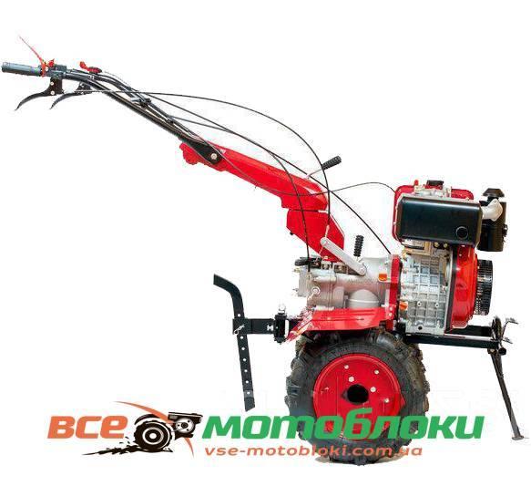 Мотоблок WEIMA WM 1100С-6 КМ DIFF  – бензин