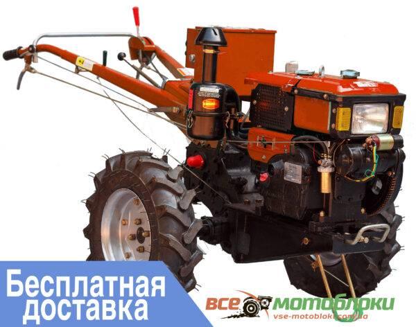 Мотоблок Форте (Forte) МД-101Е - дизельный