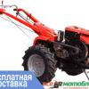 Мотоблок Форте (Forte) МД-101(+Фреза +Плуг) - дизельный (Красный)