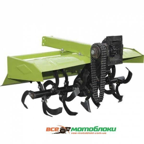 Почвофреза 100 DW150R. Захват 1 м (к тракторам с цепным приводом)