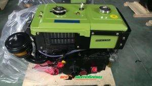 Двигатель дизельный Bizon 195NM