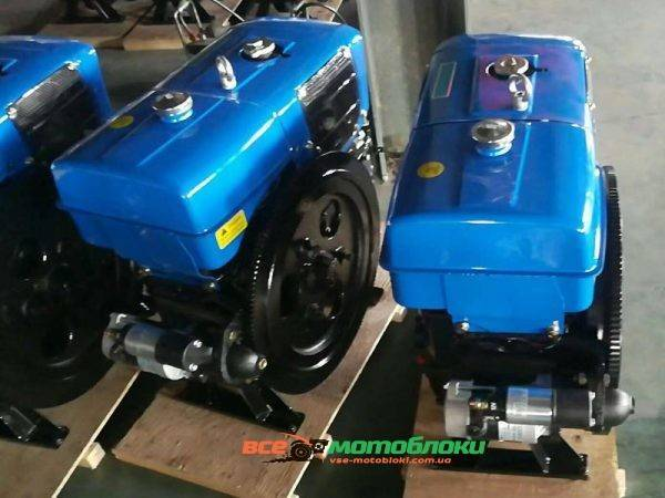 Двигатель дизельный Bizon 1100NM