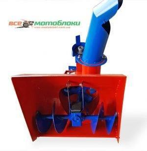 Снегоуборщик шнековый (привод ВОМ) (Тип-4)